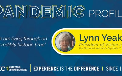 Pandemic Profile – Lynn Yeakel