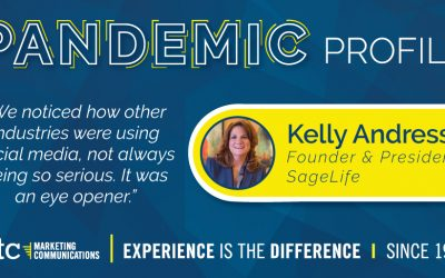 Pandemic Profile – Kelly Andress