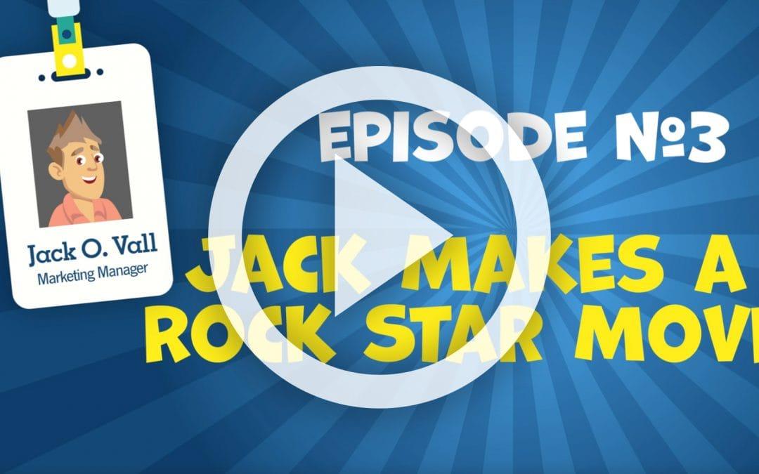 Episode 3: Jack Makes a Rock Star Move